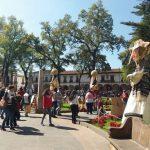 El Nacimiento Monumental de Pátzcuaro es una muestra más de la magia de las y los artesanos de las siete regiones turísticas del estado: Apatzingán, Uruapan, Zamora, País de la Monarca, la Costa, Morelia y Pátzcuaro