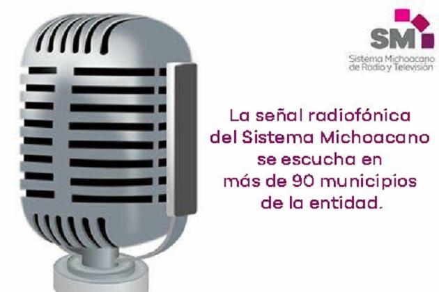 La directora general del SMRTV, Gabriela Molina, señaló que SM Radio busca contribuir al desarrollo cultural y social de las y los michoacanos por medio de una barra de programas y producciones radiofónicas que promuevan la educación en los valores