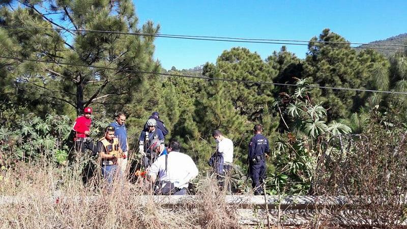Los lesionados son Leonel S. y Mario B., de aproximadamente 42 años de edad; ambos fueron encontrados con aliento alcohólico