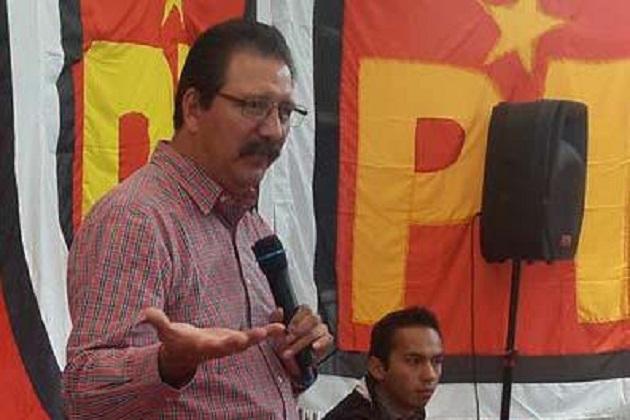 Sandoval Flores explicó que los gasolinazos deben ser detenidos inmediatamente