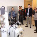 Martínez Alcázar intercambió ideas con los Directores de los Institutos que componen la ENES, misma que fue aprobada por el consejo de la UNAM en el año 2011