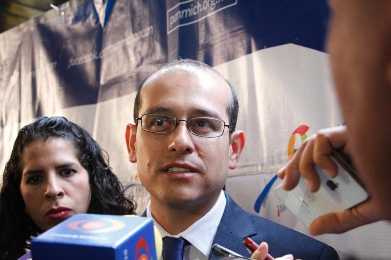 En el caso de Michoacán, la sociedad ya no puede hacer frente a ningún otro golpe que afecte su estabilidad económica: Hinojosa Pérez