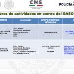 Según la División Científica de la Policía Federal, Andrés Manuel López Obrador utilizó cinco cuentas en diferentes redes sociales como Facebook, Twitter, Instagram, YouTube y su página web oficial,; y Fernández Noroña hizo uso de cuatro cuentas en Facebook, Twitter, Periscope y YouTube