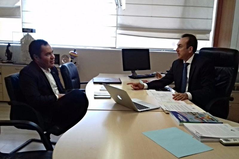Soto Sánchez refrendó el llamado para consumir lo hecho en Michoacán y así fortalecer el mercado interno ya que con ello, la economía logrará una solidez y estabilidad que evitará afectaciones de factores externos