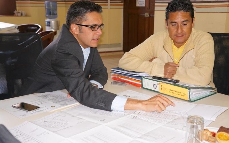 Jorge Tinoco trajo a cuenta que los proyectos entregados por los constructores de nuevas zonas habitacionales en la ciudad, deben ajustarse al Plan de Desarrollo Urbano por lo cual deberá acatarse toda modificación a los planos