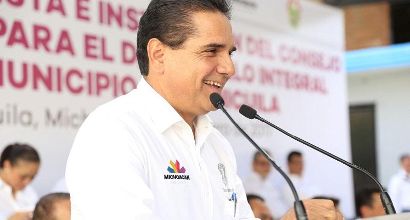 El Consejo Ciudadano para el Desarrollo Integral del municipio de Chinicuila, se encuentra integrado por 60 ciudadanos