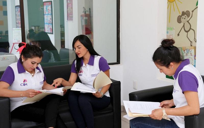 Contribuir a la erradicación de la violencia de género a través de un proceso integral de atención, el objetivo, indica su directora general, Janeth Martínez Mondragón