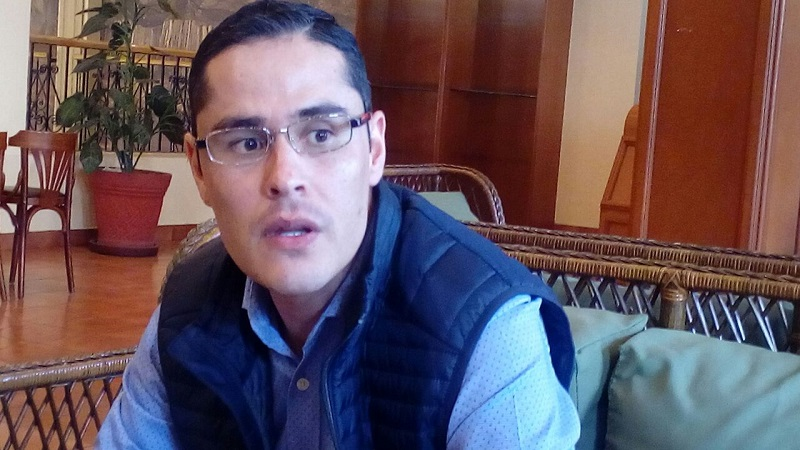 El diputado del PAN mencionó que aún está a tiempo de convocar a reunión de comisiones unidas para analizar la solicitud elaborada por el Gobierno del Estado: Miguel Ángel Villegas