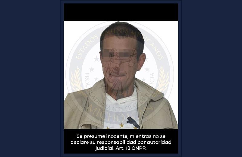 Con relación a estos hechos, elementos del Ejército Mexicano lograron detener el 23 de enero de 2009 a los cómplices del inculpado en posesión de armas de fuego, delito por el que fueron procesados