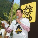 Antonio García Conejo dijo que el PRD seguirá del lado de las causas de la gente, por lo cual el pasado domingo se salió a las plazas públicas para revertir el ya famoso gasolinazo, de manera pacífica y sin dañar a terceros