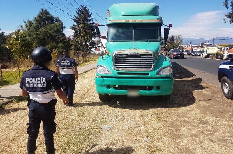 Las detenciones y aseguramientos tuvieron lugar en los municipios de Ixtlán de los Hervores, Buenavista, Zamora, Venustiano Carranza, Numarán, Tarímbaro, Uruapan, Maravatío, Puruándiro y Jungapeo
