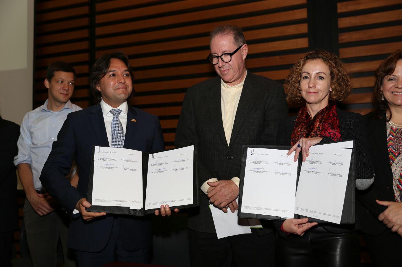 La dependencia estatal, ha dado seguimiento al Programa de Rehabilitación de Vivienda Tradicional en la Ruta Don Vasco, con la AECID y con la AMEXCID, logrando que en el presente año se continúen los trabajos en la región de la Meseta Purépecha