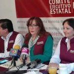 La secretaria dijo que la tarea que ahora desempeña, como secretaria del CEN de Morena, es la más importante que ha tenido en toda su carrera política