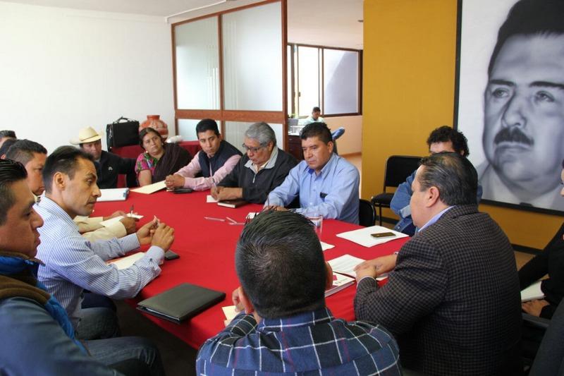 Martín García Avilés, secretario de Pueblos Indígenas dijo que ya se ha reunido con más de 200 líderes de comunidades indígenas