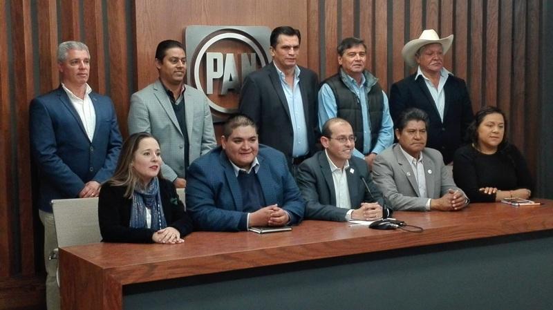 El interés de alcaldes de otros partidos de unirse al PAN es reflejo de que se están haciendo bien las cosas, señaló la diligencia del Partido Acción Nacional