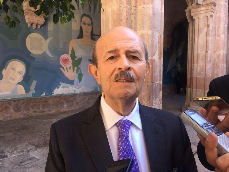El exgobernador de Michoacán dijo que la situación económica de la entidad debe de ser aclarada ya que los ciudadanos tienen derecho de que esto así sea