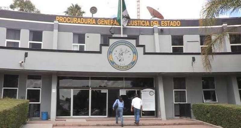 La Procuraduría General de Justicia del Estado de Michoacán refrenda su compromiso de continuar realizando acciones que permitan la aplicación de la ley ante todo hecho que atente contra la seguridad de los michoacanos