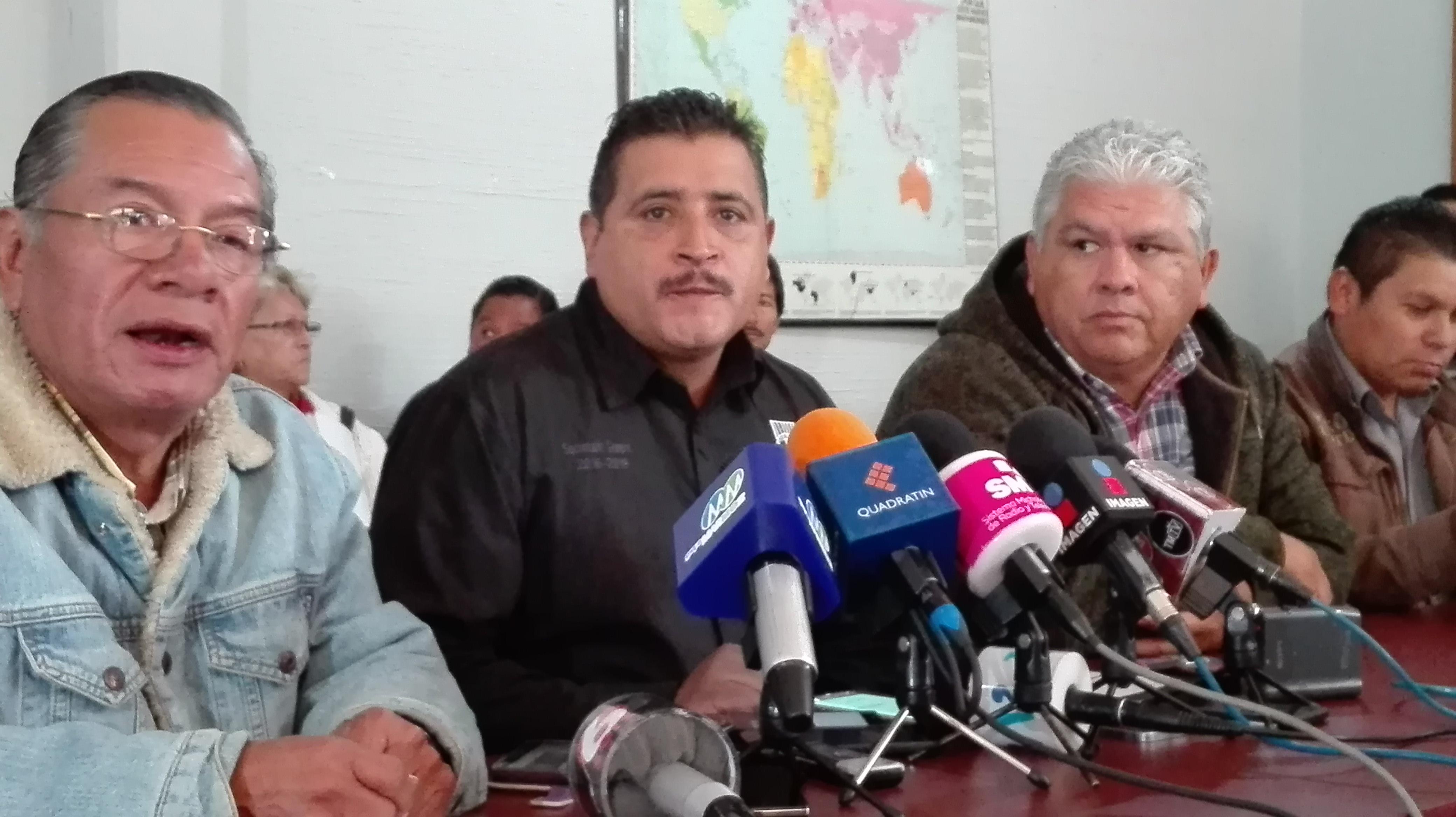 El Frente Civico advirtió que no tolerará ni el gasolinazo ni el resto de las reformas, por lo que advirtio que a partir de este jueves comenzará reuniones con todos sus integrantes y a partir de este sábado llevará una serie de movilizaciones por todo el estado