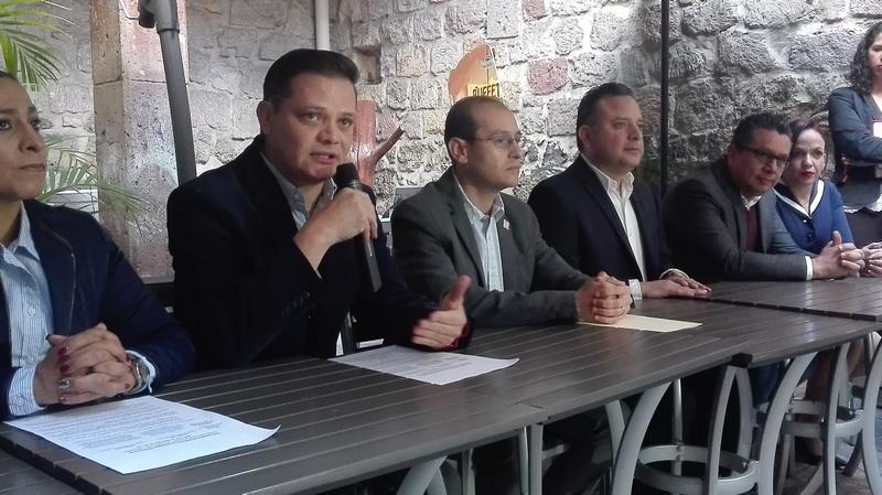 La iniciativa será presentada en la próxima sesión legislativa de los diputados locales