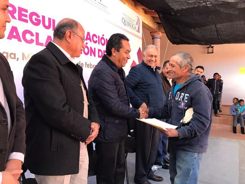 La campaña de Regularización de Actas continuará en el presente mes en los municipios de Zitácuaro, Cojumatlán, Tuxpan y Jungapeo