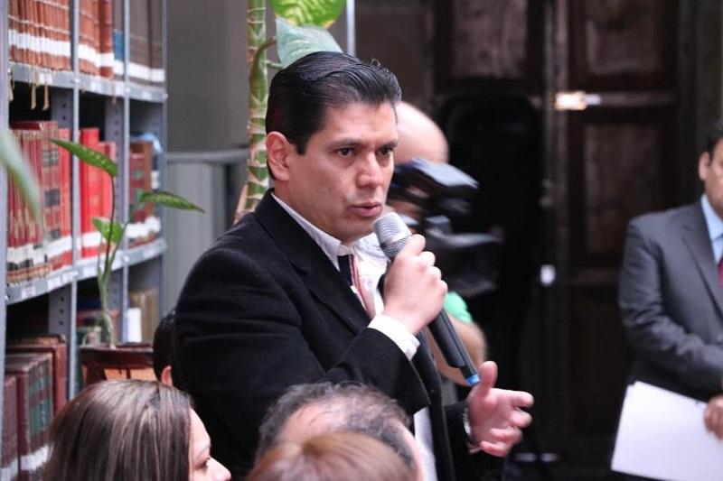 Núñez Aguilar reconoció el trabajo a las personas que fueron parte de la creación de este evento y dijo que cualquier actividad de este tipo contará con su apoyo total