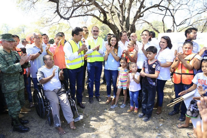 El Gobernador Silvano Aureoles realizará una gira de trabajo por Estados Unidos para escuchar y atender a los michoacanos en ese país; y se realizarán gestiones para incrementar en 100% el presupuesto de la Secretaría del Migrante