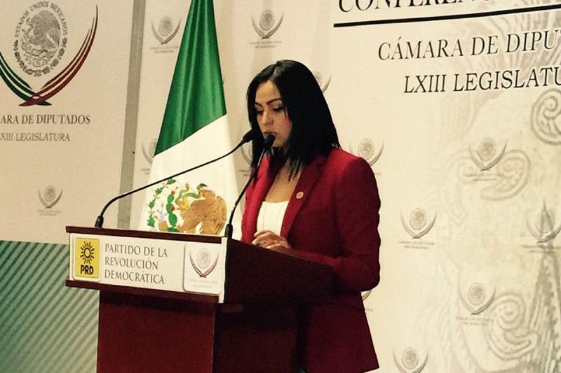 En el punto de acuerdo que presentó ante el Congreso de la Unión, Saucedo Reyes, diputada federal por el Distrito de Pátzcuaro, especificó que las remesas en el 2016 representaron 27 mil mdp que apoyaron directamente a la economía de las familias mexicanas