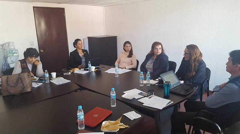 Vázquez Alatorre se pronunció por incluir esa medida en los protocolos de atención a casos de violencia de género que implementan las distintas instituciones estatales, lo cual implica el trabajo conjunto de diferentes instancias para lograrlo