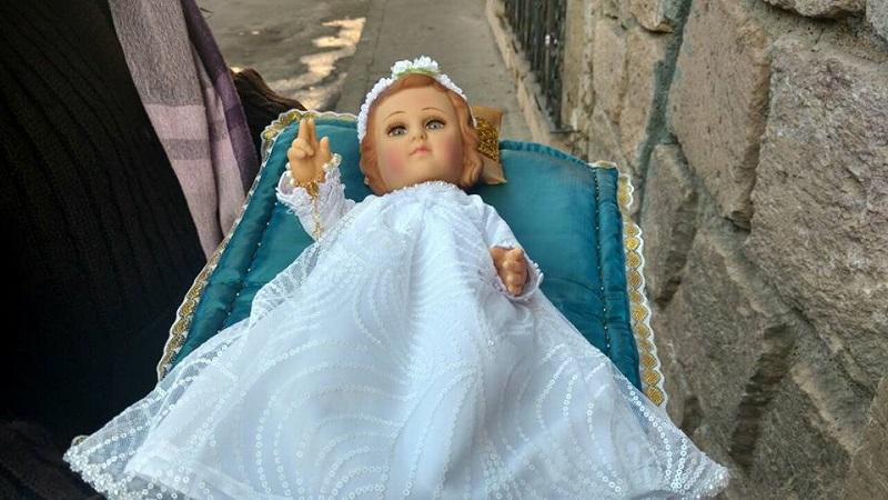 La importancia del Día de la Candelaria está después de la celebración de la Pascua y la Navidad, lo que la convierte en la tercera más importante en el país (FOTOS: FRANCISCO ALBERTO SOTOMAYOR)