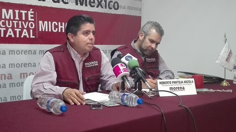 El dirigente estatal pidió que todos se ajusten al tema de la austeridad, incluso el gobernador del Estado, Silvano Aureoles a quien solicitó que deje de viajar en helicóptero y comience a moverse por carretera