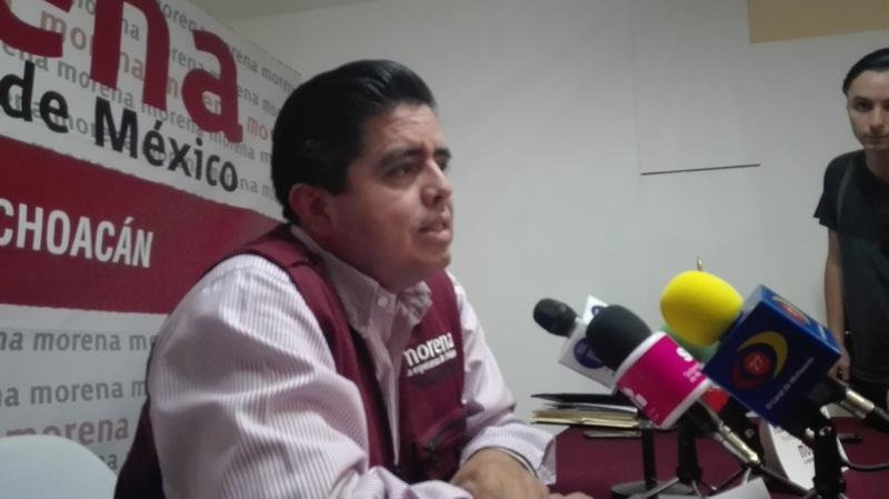 Roberto Pantoja Arzola dijo que existe una relación de cordialidad con la dirigencia estatal del PRD y con todas las demás dirigencias