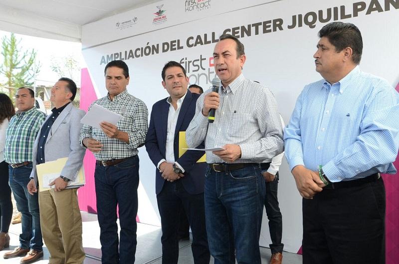A disposición de las y los michoacanos, programas como Crédito Ágil y Proyectos Productivos, refrenda Antonio Soto Sánchez