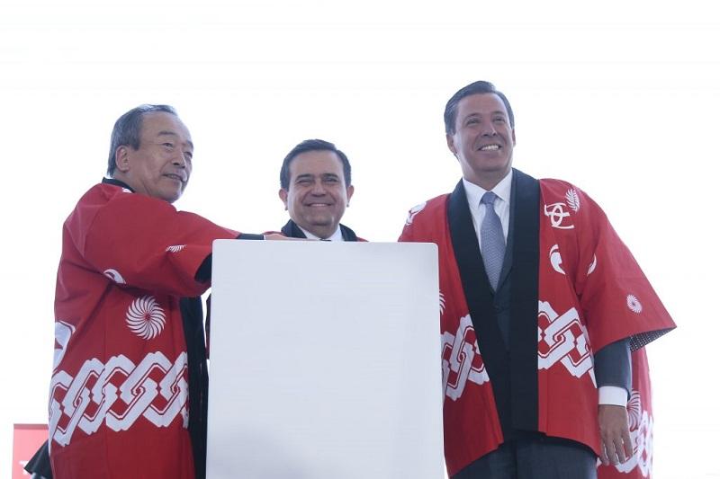 Este es un proyecto de inversión muy importante, no sólo para Guanajuato, sino para toda la región y el país: Márquez Márquez