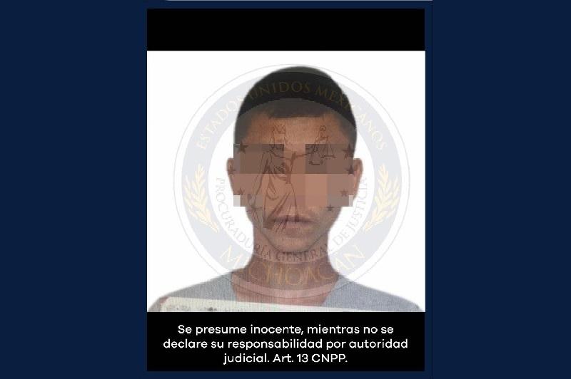 """La detención de Juan José A., alias """"El Llavero"""", se realizó con base a una orden de aprehensión solicitada ante el Juez de Control por el homicidio cometido el 8 de octubre de 2016"""