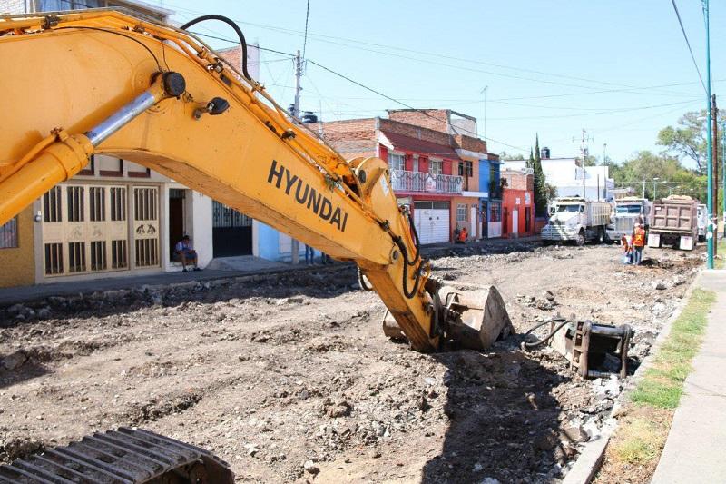 Sosa Tapia destacó que ambas obras son de suma importancia para la capital michoacana, ya que representan dos de las rúas con mayor flujo vehicular