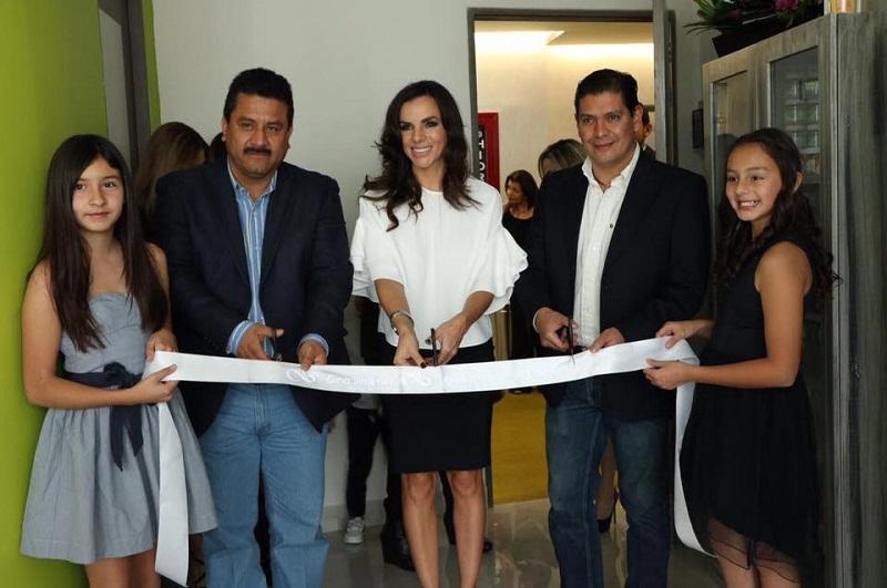 Núñez Aguilar se mostró muy contento al ver que un nuevo elemento se integra para invertir en la ciudad de Morelia