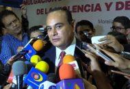 José Martín Godoy dijo que pondrá todos los recursos con los que institucionalmente para que a las denuncias presentadas se les dé seguimiento