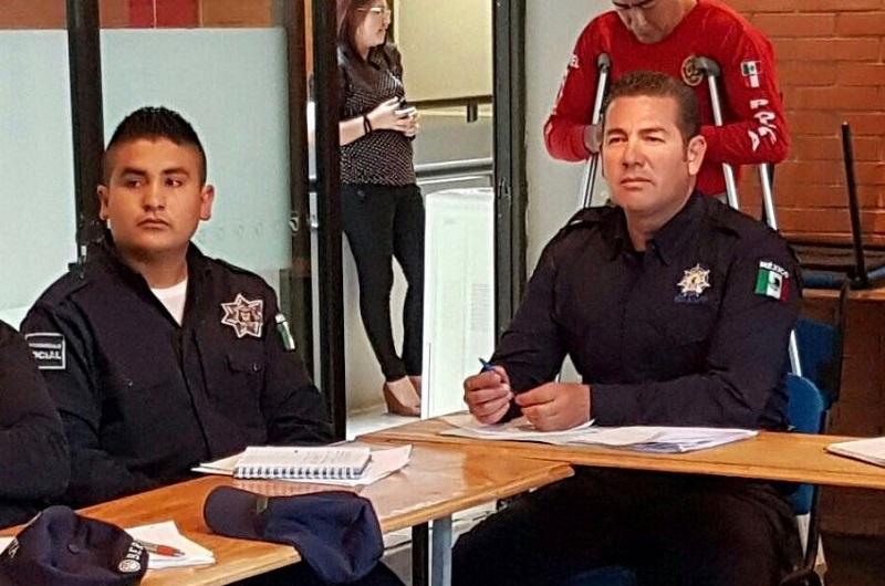 En próximos días los funcionarios capacitados comenzarán a replicar los conocimientos adquiridos al total de los elementos de la Policía Michoacán