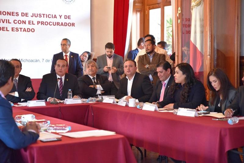 Quintana Martínez pidió a las instancias responsables de la seguridad invertir recursos humanos y materiales para fortalecer la cultura de la denuncia