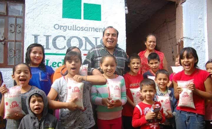 Michoacán es uno de los principales estados para Liconsa, para la producción ocupa el cuarto lugar nacional gracias a la compra de los ganaderos locales y se distribuye en más de 400 puntos de venta en la entidad, puntualizó Color Gasca