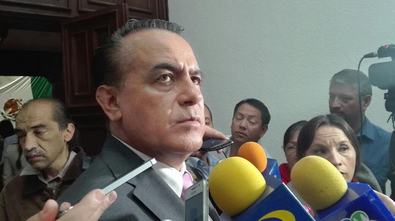 Pascual Sígala mencionó que a pesar de que sigue habiendo focos rojos en materia de inseguridad, estos se están combatiendo gracias a la coordinación de las autoridades federales y locales
