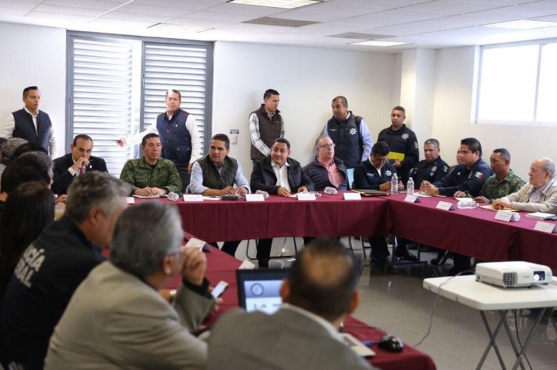 En encuentro posterior con la IP local, el mandatario michoacano garantiza generar condiciones de certeza para que sigan las inversiones en la región y en todo el estado