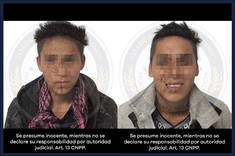 Los ahora detenidos fueron presentados ante el agente del Ministerio Público, quien durante las próximas realizará la respectiva consignación ante el Juez de control a efecto de que sea resuelta su situación jurídica por su relación en el delito de secuestro