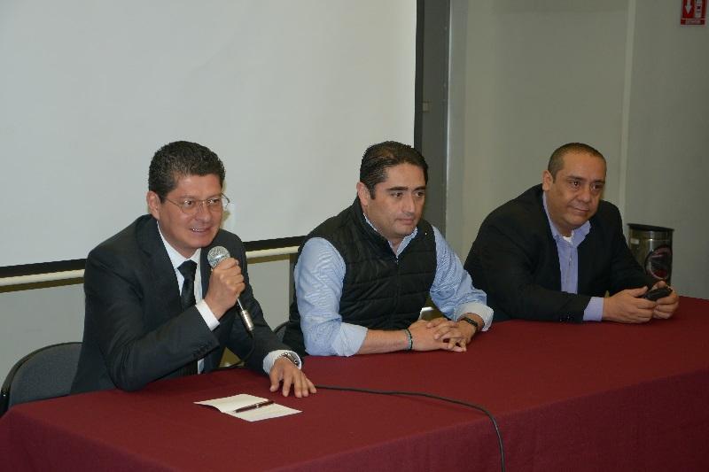Alejandro Amante dijo que el Colegio de Morelia tiene como principal objetivo otorgar a la juventud herramientas para impulsar su desarrollo humano y educativo
