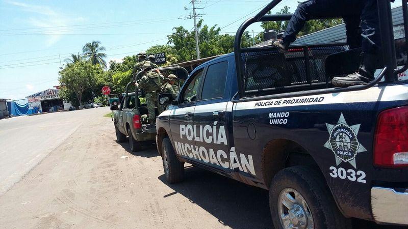El gobernador de Michoacán, Silvano Aureoles Conejo negó que se recrudezca la inseguridad en Michoacán, tras los hechos de violencia que han ocurrido en los últimos días en municipios como Aquila y La Piedad