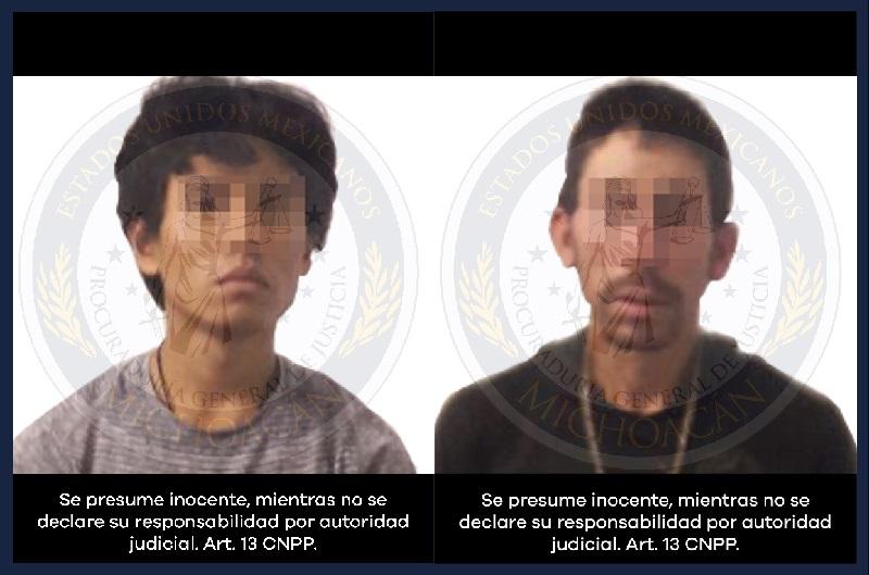 Durante el desarrollo de las indagatorias se logró conocer la relación de Uriel Isaid T. y Juan S. en el ilícito, por lo que se solicitó orden de aprehensión en su contra, misma que fue obsequiada y cumplimentada por los agentes policiales