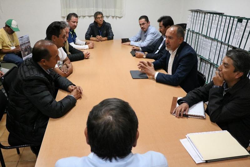 Posteriormente, Prado Fernández agradeció la disposición mostrada por el Gobernador Silvano Aureoles Conejo, por conducto del Secretario, para lograr acuerdos con la asociación que encabeza