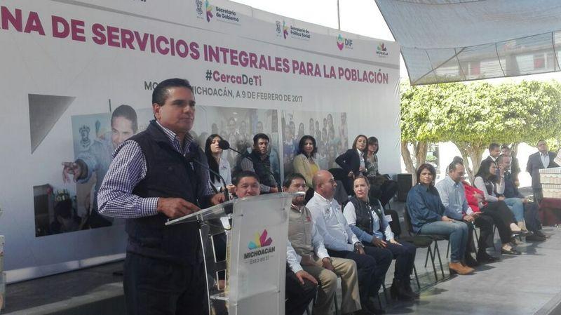 El gobernador de Michoacán, Silvano Aureoles Conejo, aseguró que no ha habido deportaciones masivas de Estados Unidos a Michoacán, que en las últimas estadísticas, alrededor de mil 200 michoacanos han regresado a la entidad, pero ha sido por cuenta propia