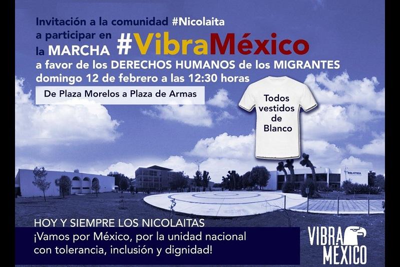 El punto de reunión será la Plaza Morelos, desde donde se marchará rumbo a la Plaza de Armas