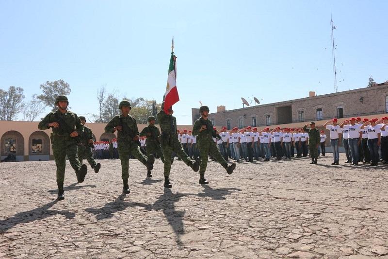 A partir del 11 de febrero y hasta el 2 de diciembre del 2017, los conscriptos y las mujeres voluntarias, serán capacitados en los centros de adiestramiento del 12 y 17 Batallones de Infantería de Morelia y Zamora, respectivamente